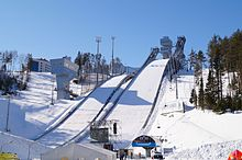 Snezhinka Ski Center (95 and 125 hills).jpg
