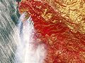 Soberanes Fire, California (NearIR) by Planet Labs.jpg