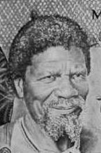 Lobamba - Sobhuza II