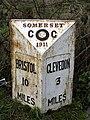Somerset CC milestone Tickenham.jpg