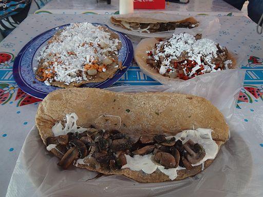 Sopes y Huaraches