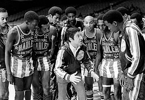Harlem Globetrotters - Soupy Sales and the Harlem Globetrotters; from a 1969 television special