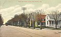 South Main Street, looking West, Bluffton, Ohio (14090960995).jpg