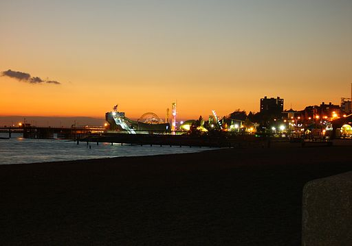 Southend on Sea-sunset