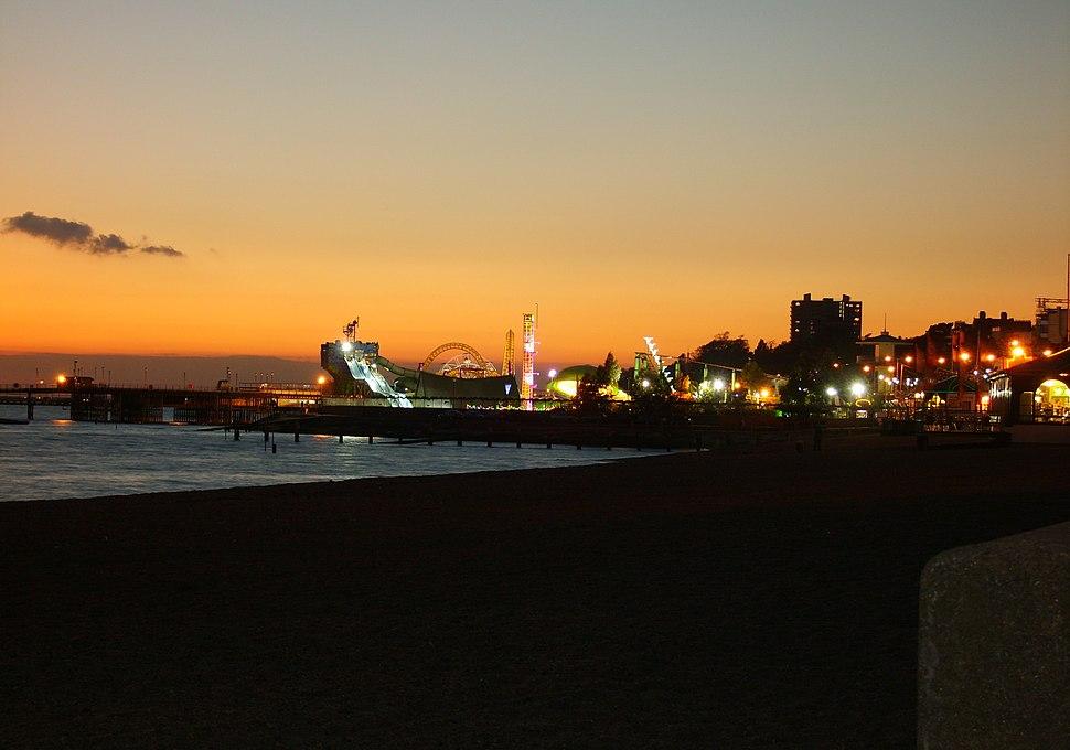 Southend on Sea-sunset