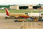 Southwest Airlines Boeing 737 -300 Houston Hobby Intl. 2002-10-AI-5-00 (31500617054).jpg