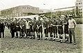 Spanish national football team before the match against France in San Sebastian, 28.01.1923.jpg