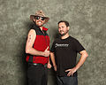 Sparks McGee and Wil Wheaton.jpg