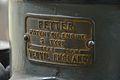 Specification Plate - Petter - Patent Oil Engine - S Type - Birla Industrial & Technological Museum - Kolkata 2014-01-23 7097.JPG