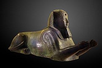 Anne Claude de Caylus - Image: Sphinx of Apries N 515 IMG 0583 gradient