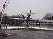 Spitfire at RAF Uxbridge - geograph.org.uk - 335504