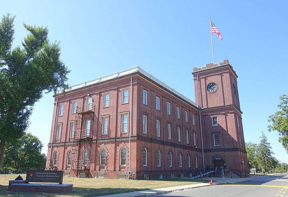 Springfield Armory Museum - Springfield, Massachusetts - DSC02481