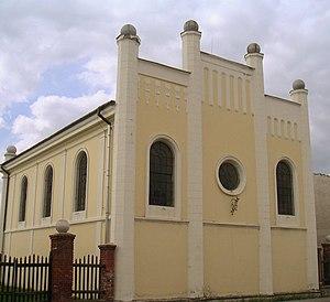 Spišské Podhradie - Image: Spsynagogue