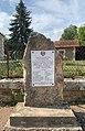 Stèle du bomabardier américain du 16 janvier 1943 à Ferrières (Andryes).jpg