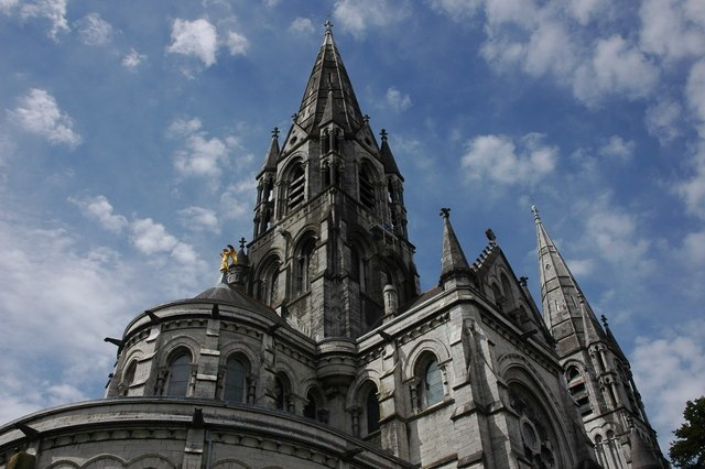 St. Finbarr's Cathedral, Cork - geograph.org.uk - 661104
