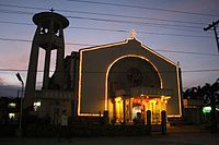 St. James the Greater Parish Church Facade.jpg