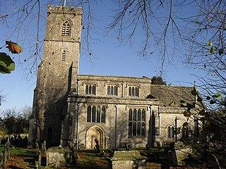 Taynton, Oxfordshire Human settlement in England