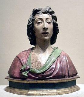 Benedetto da Maiano Italian artist (1442-1497)