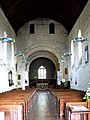 St. Mary's, Portchester - Nave - geograph.org.uk - 664539.jpg