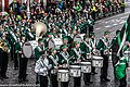 St. Patrick's Day Parade (2013) In Dublin - Brewster High School Marching Bears, New York, USA (8565224175).jpg