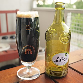 St. Peter's Brewery - St. Peter's Cream Stout