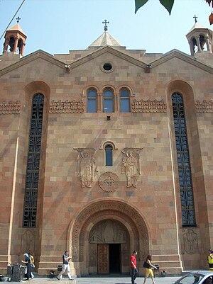 Rafael Israelyan - Saint Sarkis Cathedral