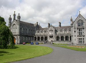 St Kieran's College - Image: St Kierans 2006 07 10