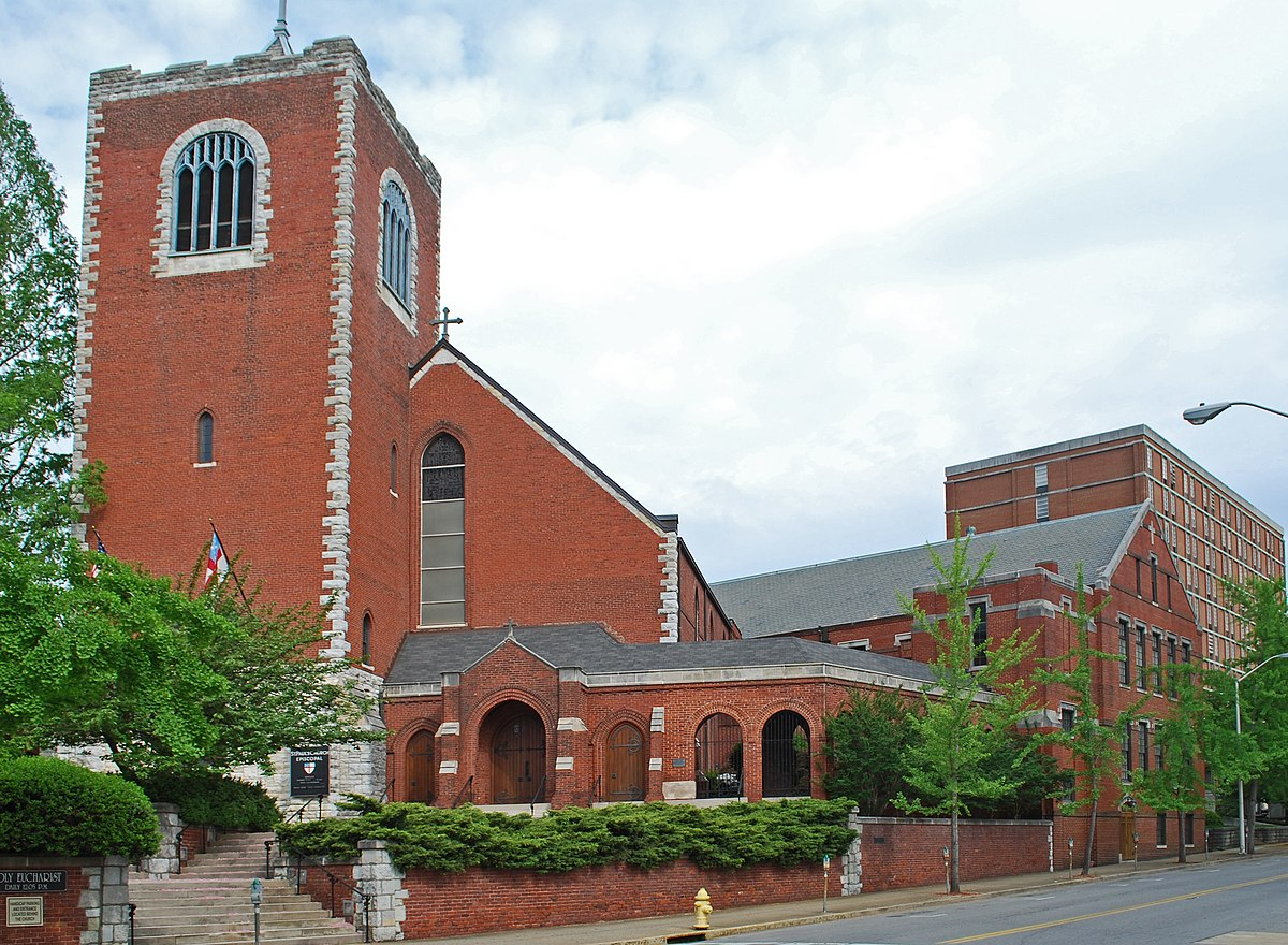 St Pauls Episcopal Church Chattanooga Tennessee