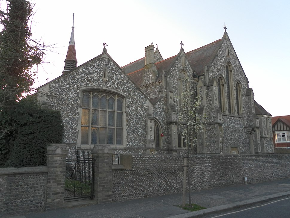 St Andrew's Church, Victoria Road, Worthing
