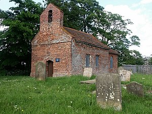 Goltho - Image: St George, Goltho geograph.org.uk 434903