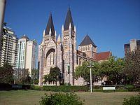 St John's Cathedral, Brisbane, 2009.JPG