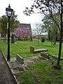 St John the Baptist, Clayton Parish Church, Graveyard - geograph.org.uk - 1859648.jpg