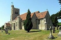 St John the Baptist, Harrietsham, Kent - geograph.org.uk - 328356.jpg