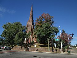St Mark's Episcopal Church October 2013.JPG