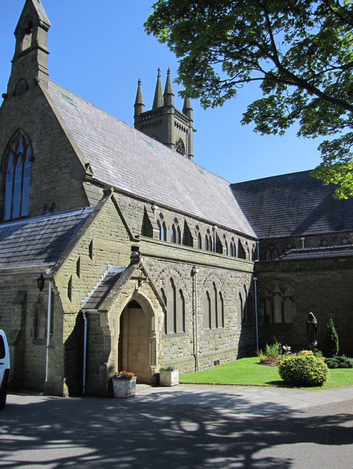 St Mary's Church, Chorley.jpg
