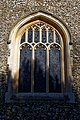 St Mary's Church, Great Canfield, Essex ~ nave west window.jpg
