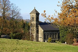 St Mary the Virgin's Church, South Darley - Image: St Mary the Virgin, South Darley parish geograph.org.uk 281224