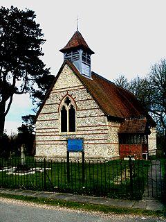Hawridge village in United Kingdom