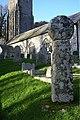 St Nonna's Celtic Cross at Altarnun - geograph.org.uk - 936188.jpg
