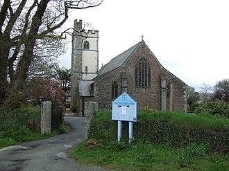 Yelverton, Devon - Image: St Pauls Church, Yelverton (geograph 3461993)