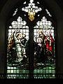 St Swithin's church - east window - geograph.org.uk - 817165.jpg