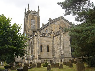 East Grinstead - St Swithun's Church