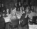 Staatsbezoek Franse president Coty aan Nederland. Regeringsdiner Rijksmuseum Ams, Bestanddeelnr 906-6188.jpg