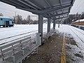 Stacja kolejowa Chabówka - styczeń 2019 - 3.jpg