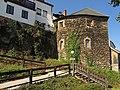 Stadtmauer bei Schulgasse 6 in Zwettl.jpg