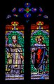 Stained-glass windows of the St Gerald abbey church of Aurillac 16.jpg