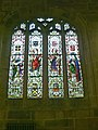 Stained glass window, Holt parish church - geograph.org.uk - 981014.jpg