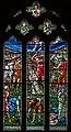 Stained glass window, St Paul's church, Morton (18072364668).jpg