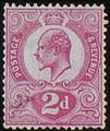 Stamp GB Edward VII 2d Tyrian plum.jpg