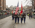Stand proud, Marines lead Boston's Saint Patrick's Day Parade 150315-M-VS306-217.jpg